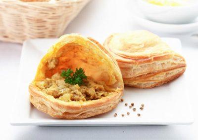 Chicken Curry Puff - กะหรี่พัฟไก่