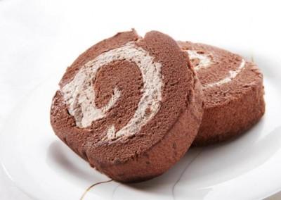 Chocolate Roll - โรลช็อกโกแลต