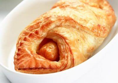 Croissant Sausage - ครัวซองไส้กรอก