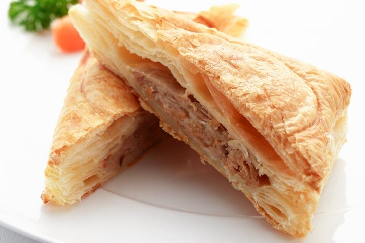 ทูน่าพัฟ - เบเกอรี่อร่อยๆ จาก Puff & Pie ครัวการบินไทย