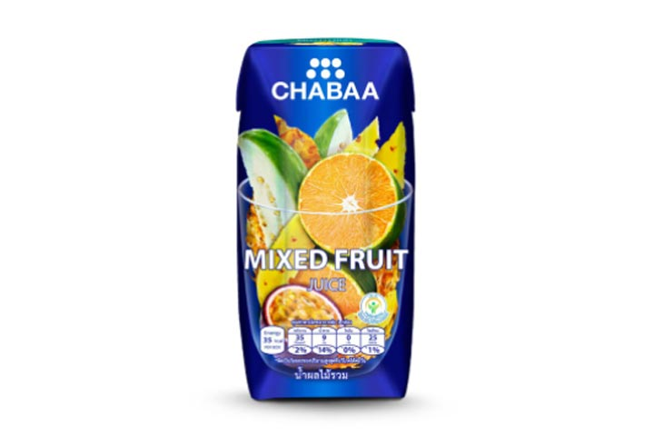Mixed Fruit Juice - น้ำผลไม้รวม